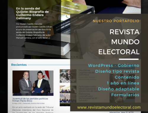 Revista Mundo Electoral (Revistamundoelectoral.com)