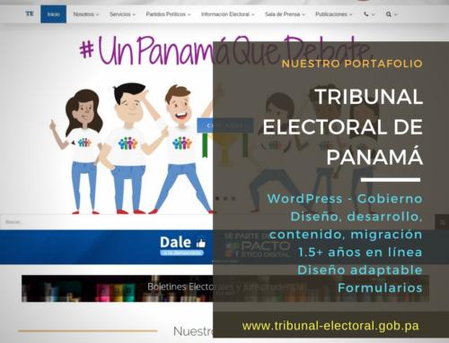 Tribunal Electoral de Panamá (tribunal-electoral.gob.pa)